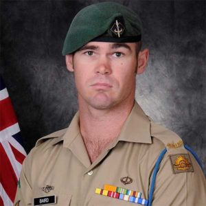 Corporal Cameron Baird VC MG