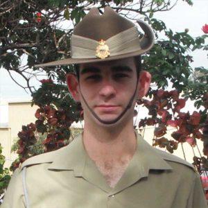 Lance Corporal Andrew Jones