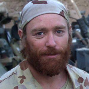Lance Corporal Jason Marks