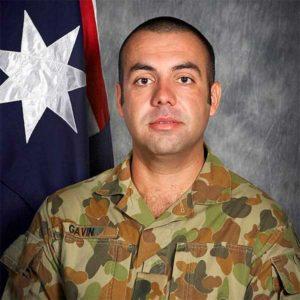 Lance Corporal Luke Gavin