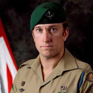 Lance Corporal Todd Chidgey