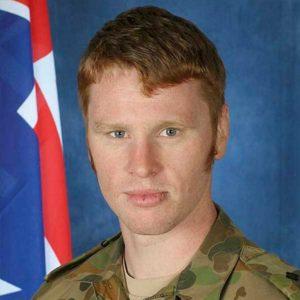 Lieutenant Marcus Case
