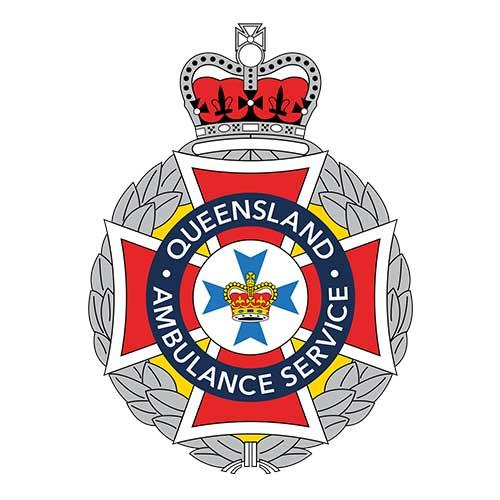 Queensland Ambulance Service logo