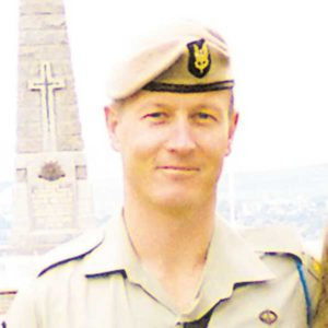 Sergeant Andrew Russell