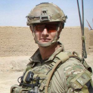 Sergeant Blaine Diddams MG