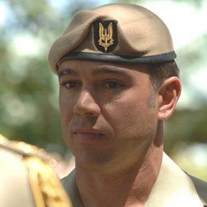 Sergeant Matthew Locke MG