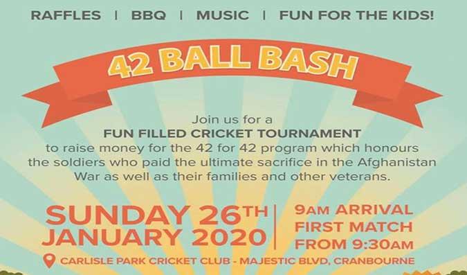 42 ball big bash