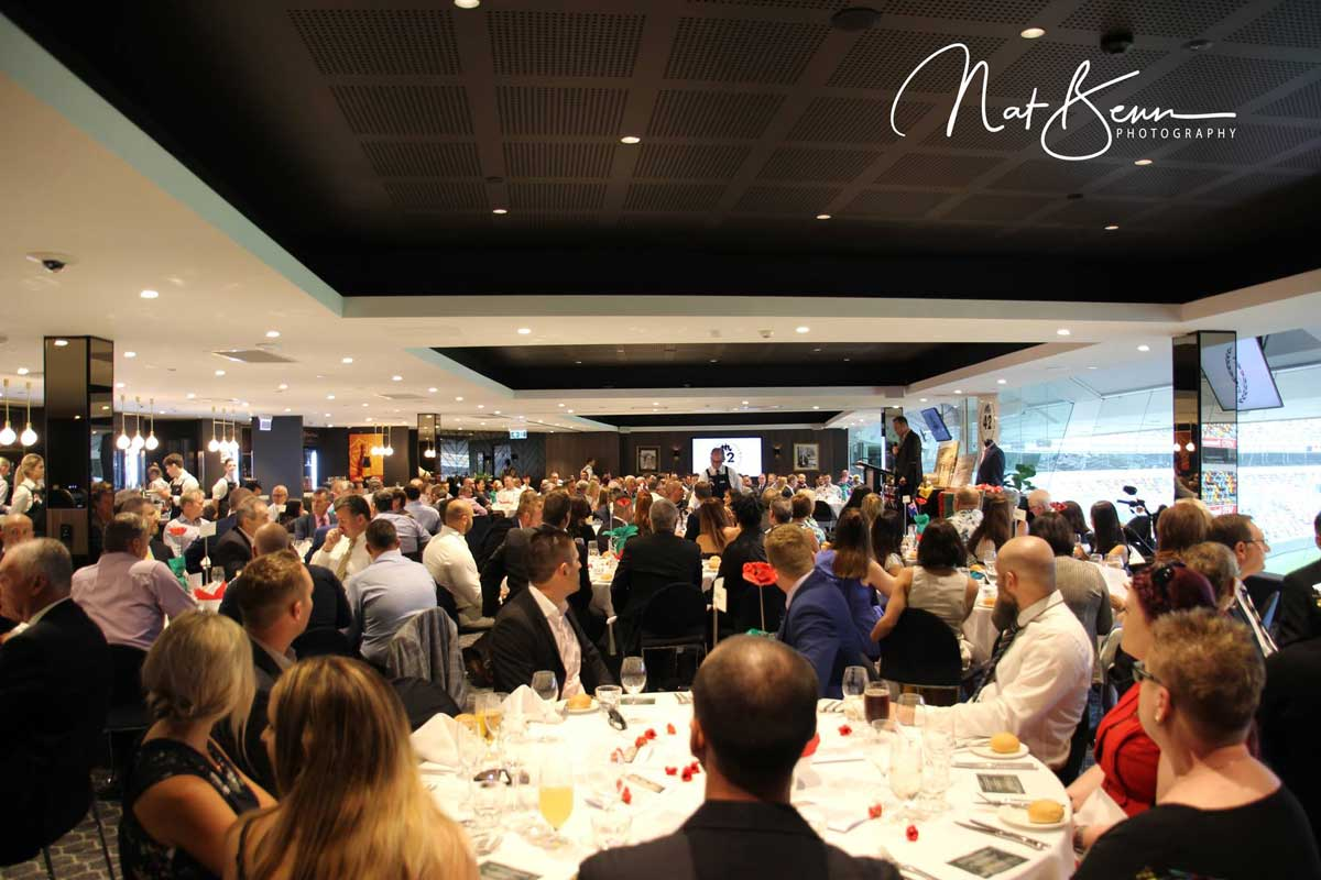 42 for 42 ANZAC luncheon