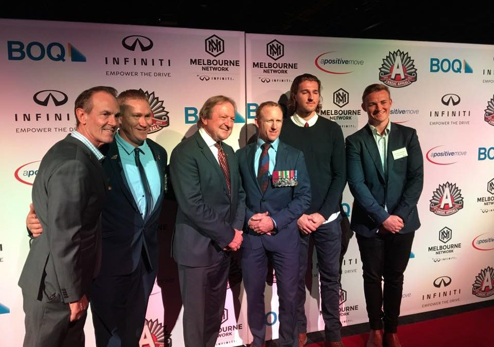 ANZAC Day – A Positive Moves Event