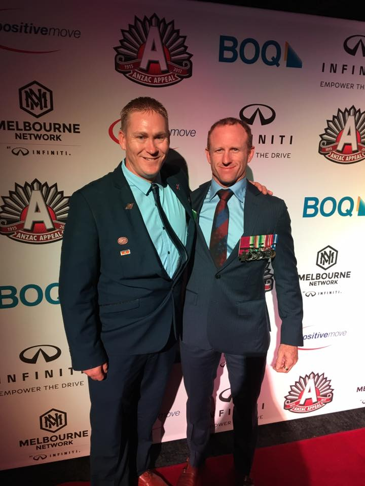 ANZAC Day - A Positive Move Event