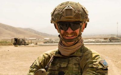 Corporal Matthew James Williams awarded Order of Australia Medal