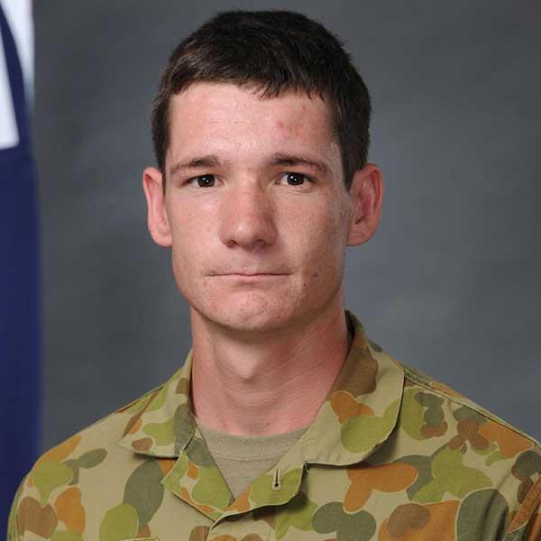 Private Shaun Jenkins