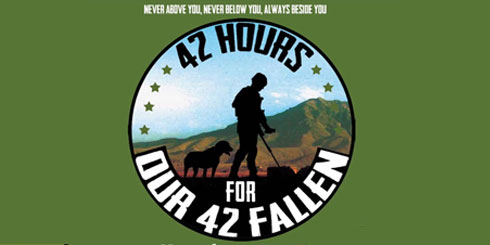 1st Annual 42 Hour Challenge