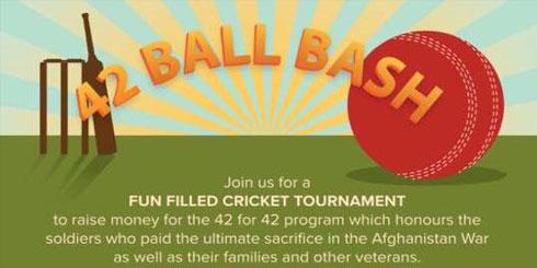 2nd Annual 42 Ball Bash
