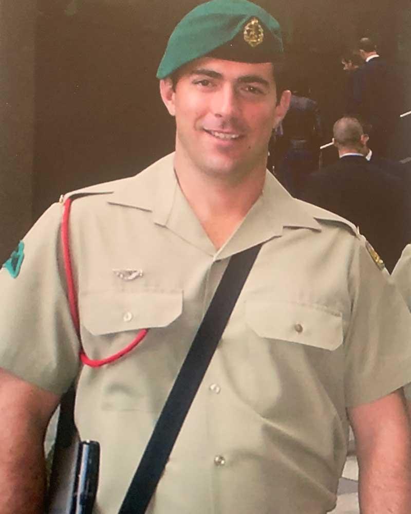 Lance Corporal Mason Edwards