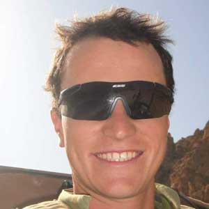 Corporal Richard Atkinson