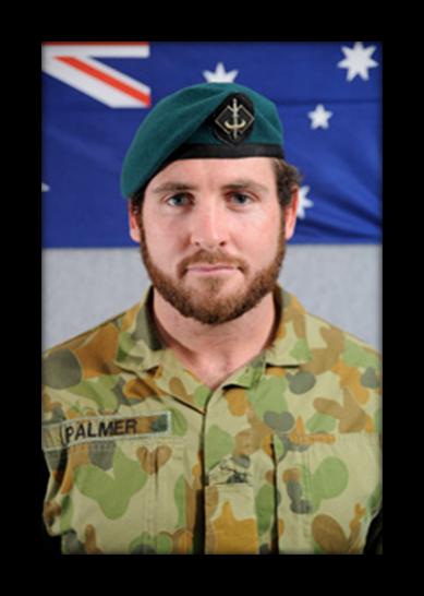 Private Scott Palmer