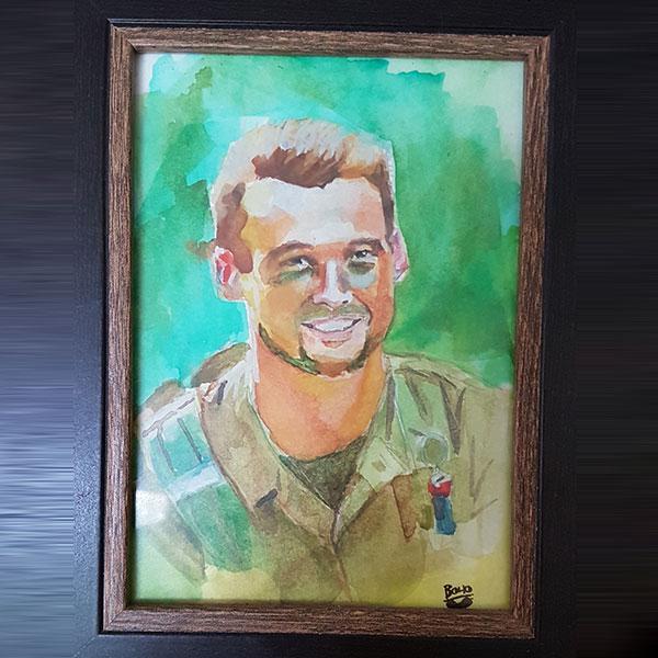 Private Bradley Carr