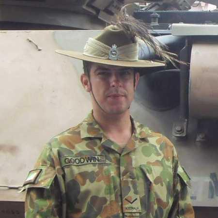 Lance Corporal Ryan Goodwin