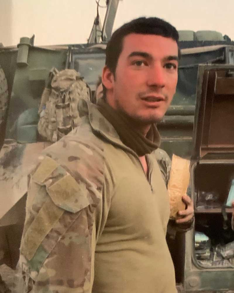 Trooper Brock Hewitt