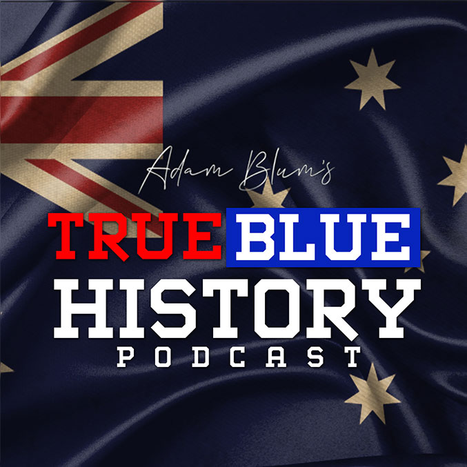 True Blue History