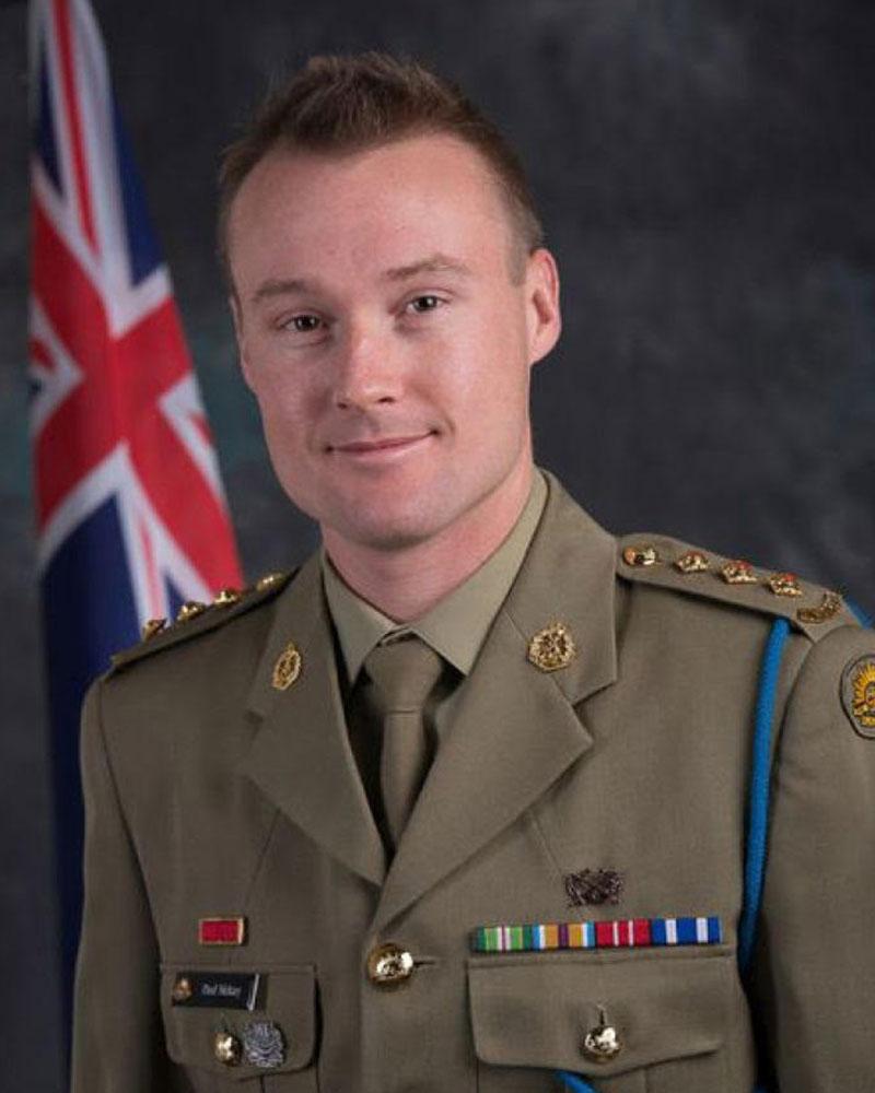 Captain Paul John McKay